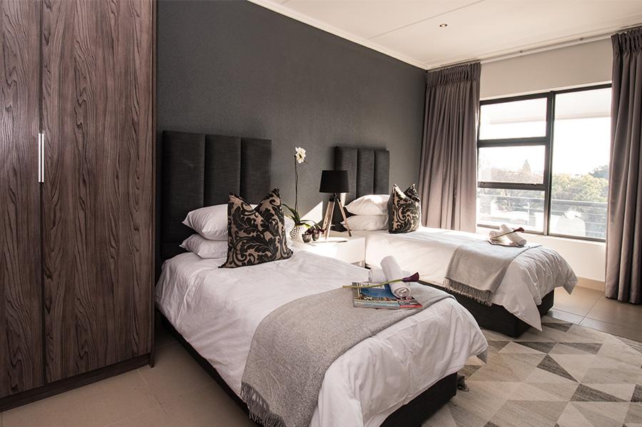 Tashi Krost Interiors Gallery - Athol -Oddessy Apartments - Hospitality